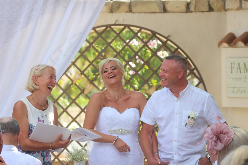 Personalised Ceremonies in Cyprus