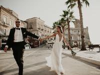 Italy Bride & Groom