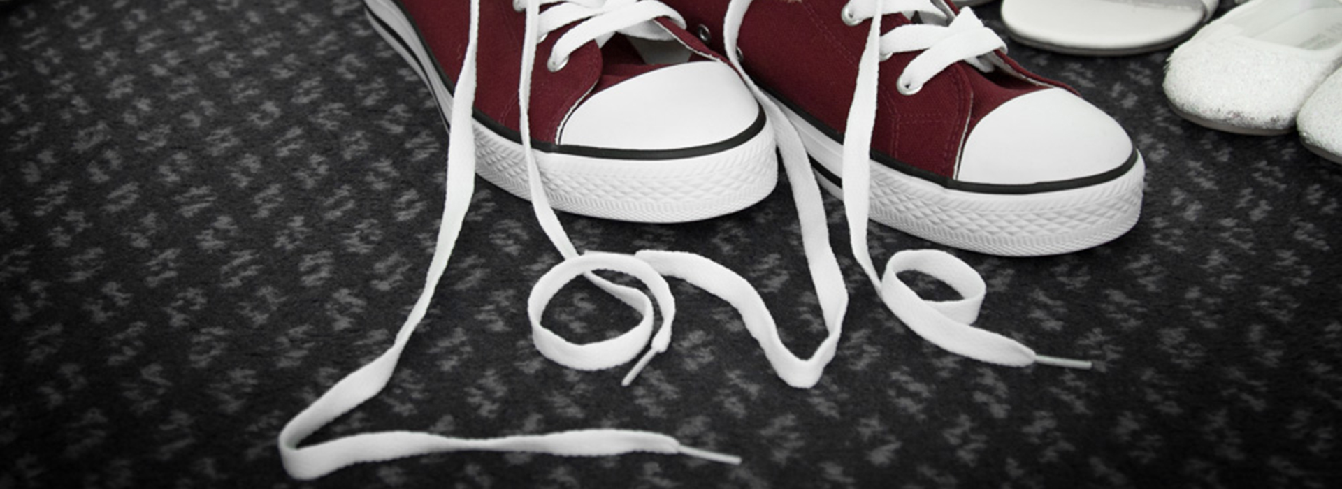 Leah Coutts Photography Love shoelaces