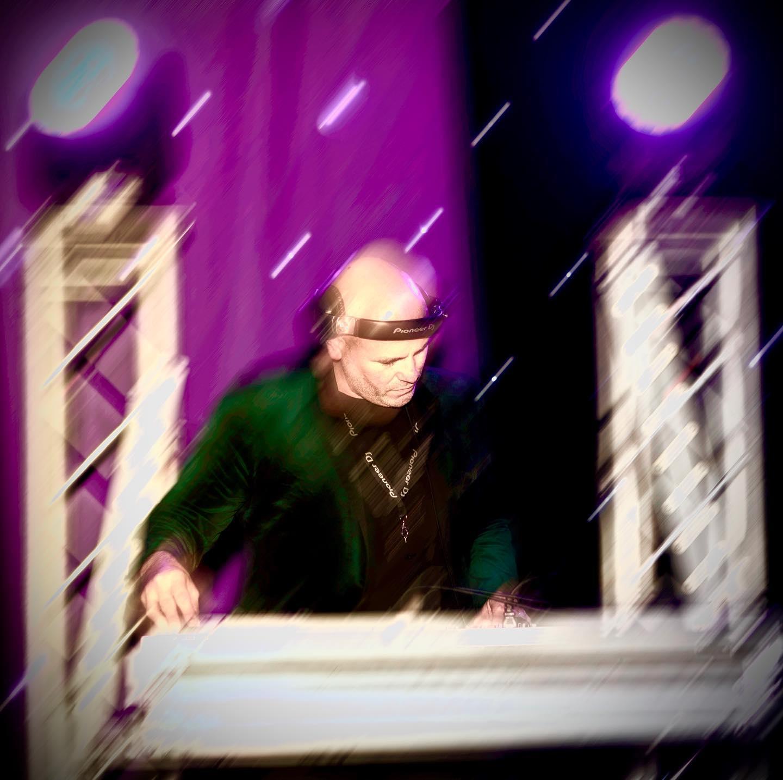 DJ Mark Green
